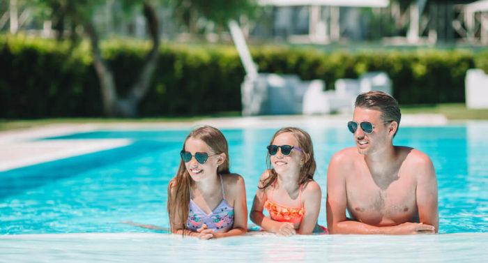 Ceramic Pools, Whirlpools und Swim Spas von Pooltime aus der Steiermark und Salzburg