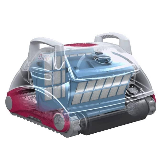 Poolroboter D100