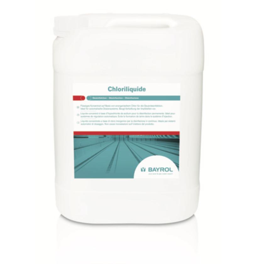 Chlorliquide KS-Kanister