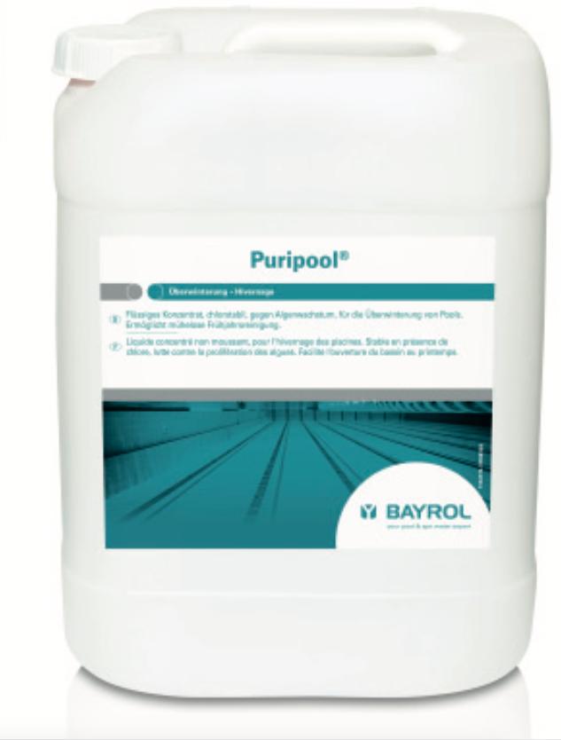 Puripool® KS-Kanister