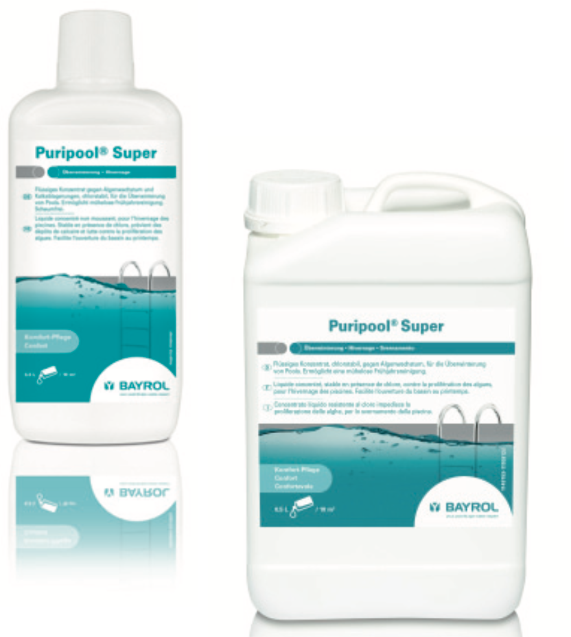 Puripool® Super KS-Flasche oder -Kanister