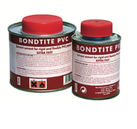 BONDITE-Kleber PVC-U mit Pinsel