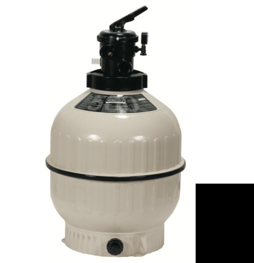 Cantabric PP-Filter D 400 mm