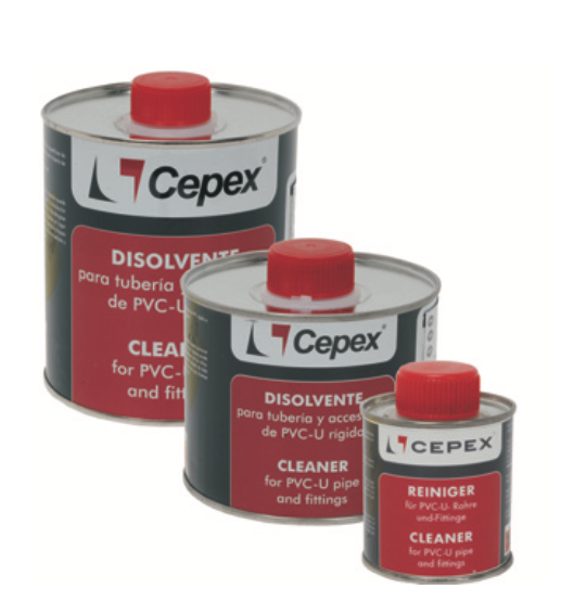 PVC-REINIGER CEPEX