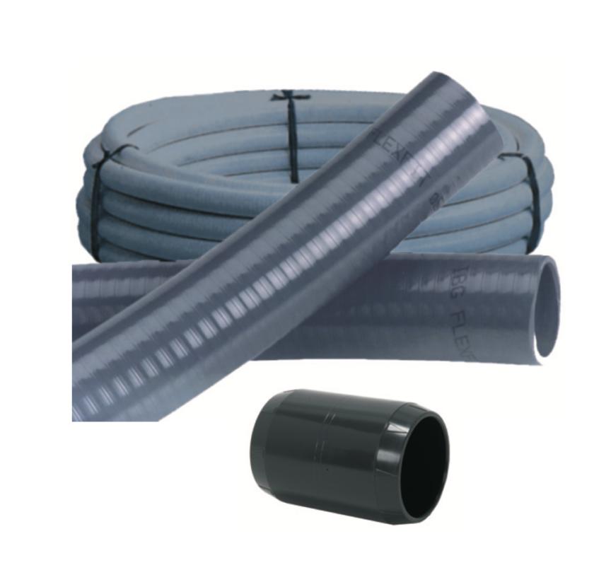 Pool-PVC-Flexschlauch