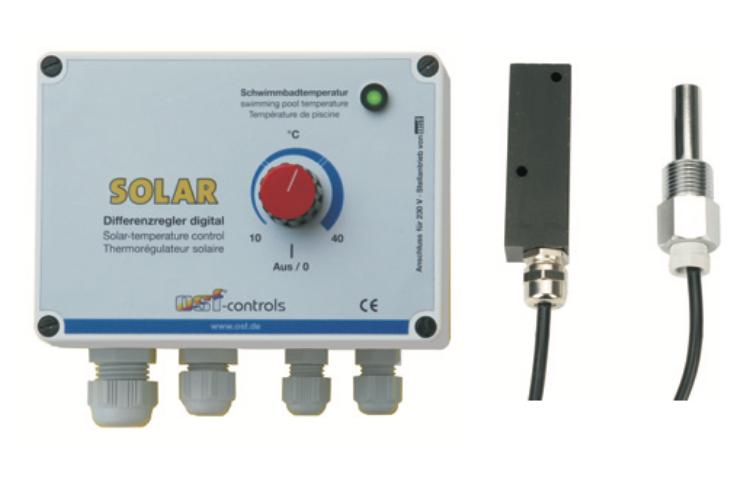 Solar-Differenzregler OSF Solar 1