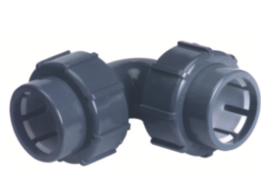 PVC-U-Winkel 90°